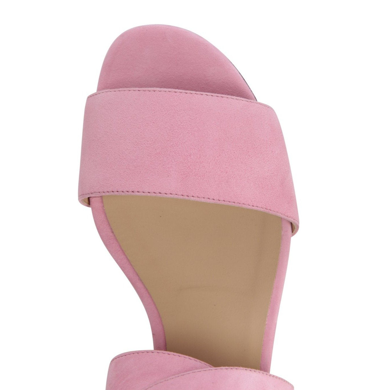 LUCCA - Velukid Principesa Pink, VIAJIYU - Women's Hand Made Sustainable Luxury Shoes. Made in Italy. Made to Order.