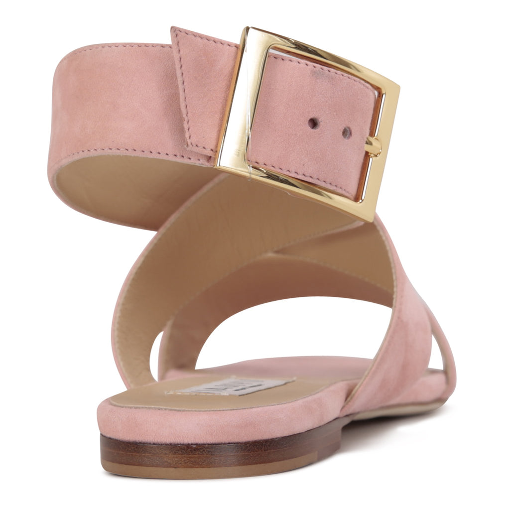 LUCCA - Velukid Rosy Cheeks, VIAJIYU - Women's Hand Made Sustainable Luxury Shoes. Made in Italy. Made to Order.