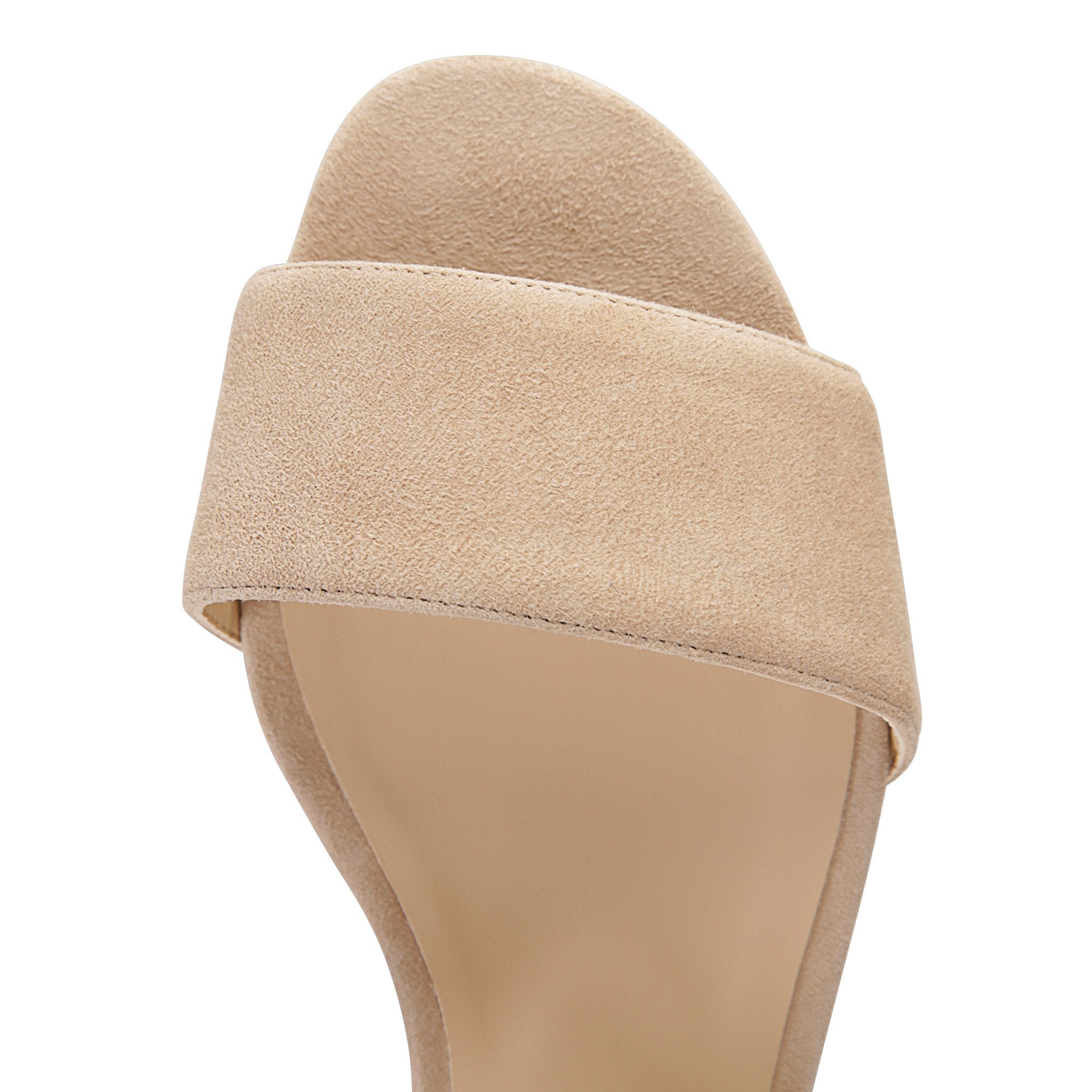 LUCCA - Velukid Tan, VIAJIYU - Women's Hand Made Sustainable Luxury Shoes. Made in Italy. Made to Order.