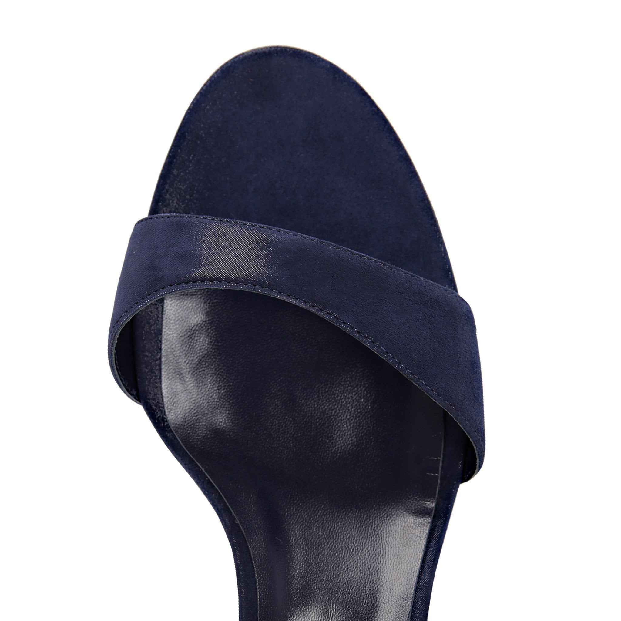 MODENA - Hydra Midnight, VIAJIYU - Women's Hand Made Sustainable Luxury Shoes. Made in Italy. Made to Order.