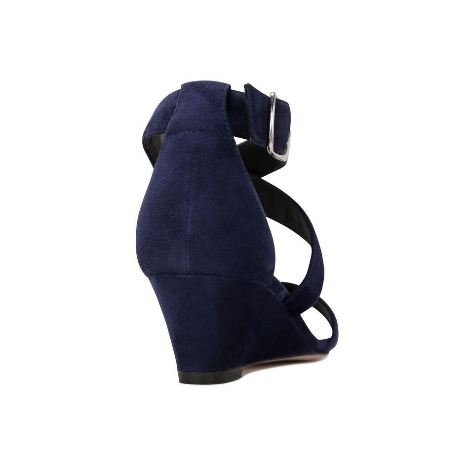 MODENA - Velukid Midnight, VIAJIYU - Women's Hand Made Sustainable Luxury Shoes. Made in Italy. Made to Order.