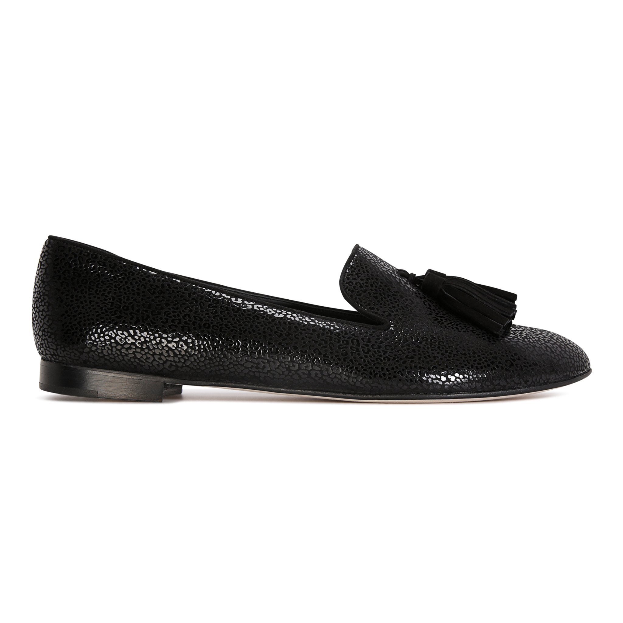 PARMA - Savannah + Velukid Nero, VIAJIYU - Women's Hand Made Sustainable Luxury Shoes. Made in Italy. Made to Order.