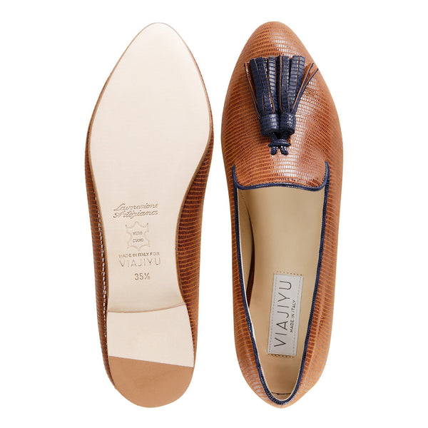 PARMA, VIAJIYU - Women's Hand Made Luxury Flat Shoes. Made in Italy. Made to Order. Design your own. Parma