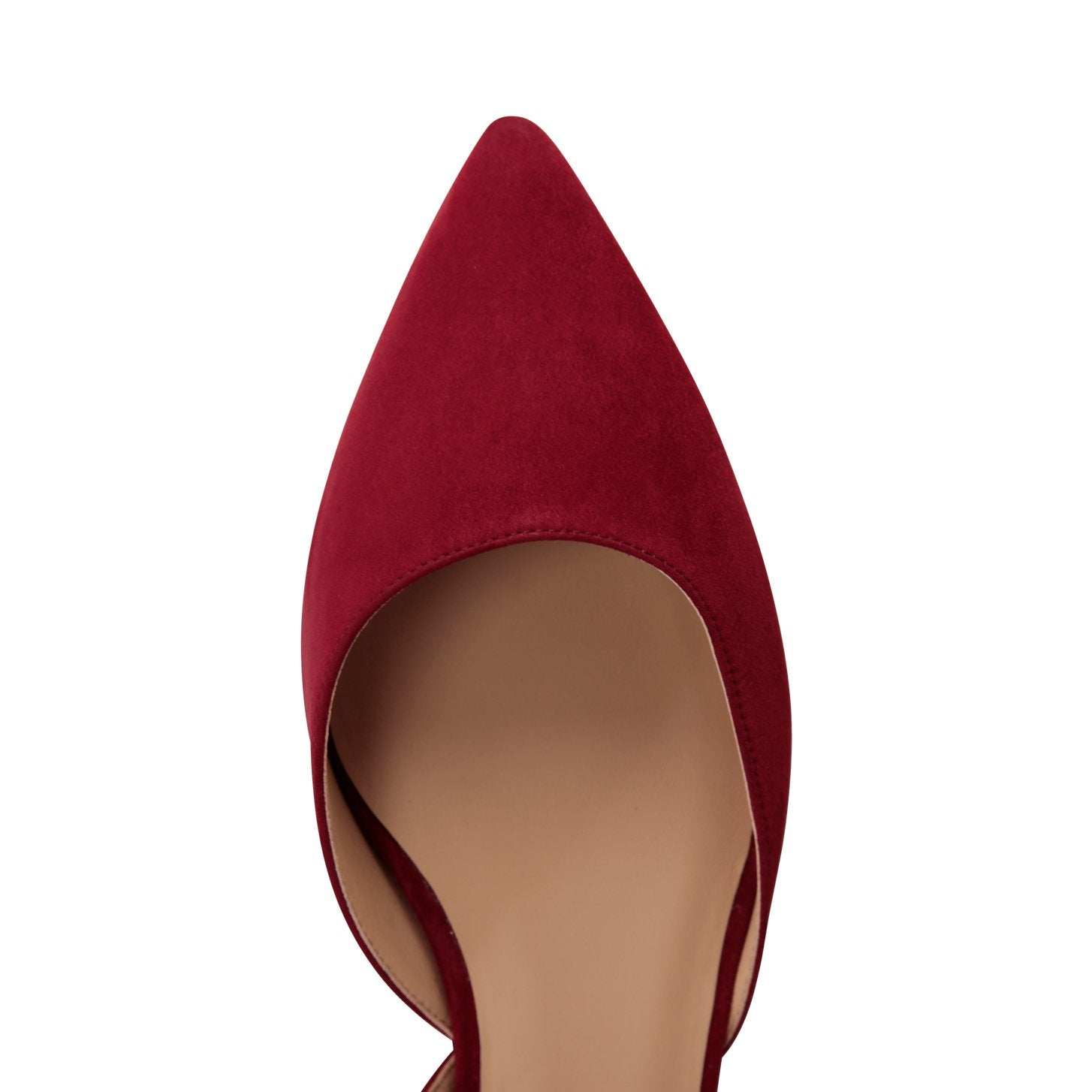 PONZA - Velukid Bordeaux, VIAJIYU - Women's Hand Made Sustainable Luxury Shoes. Made in Italy. Made to Order.