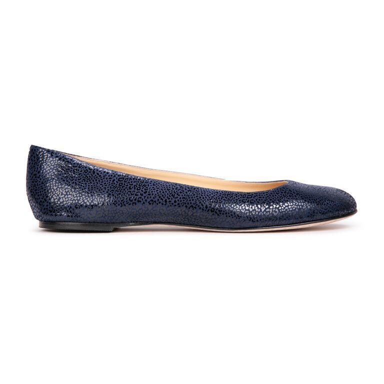 VENEZIA - Savannah Midnight, VIAJIYU - Women's Hand Made Sustainable Luxury Shoes. Made in Italy. Made to Order.