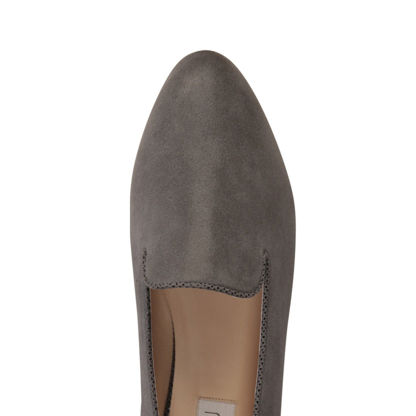 RAVENNA - Hydra Anthracite + Karung, VIAJIYU - Women's Hand Made Sustainable Luxury Shoes. Made in Italy. Made to Order.