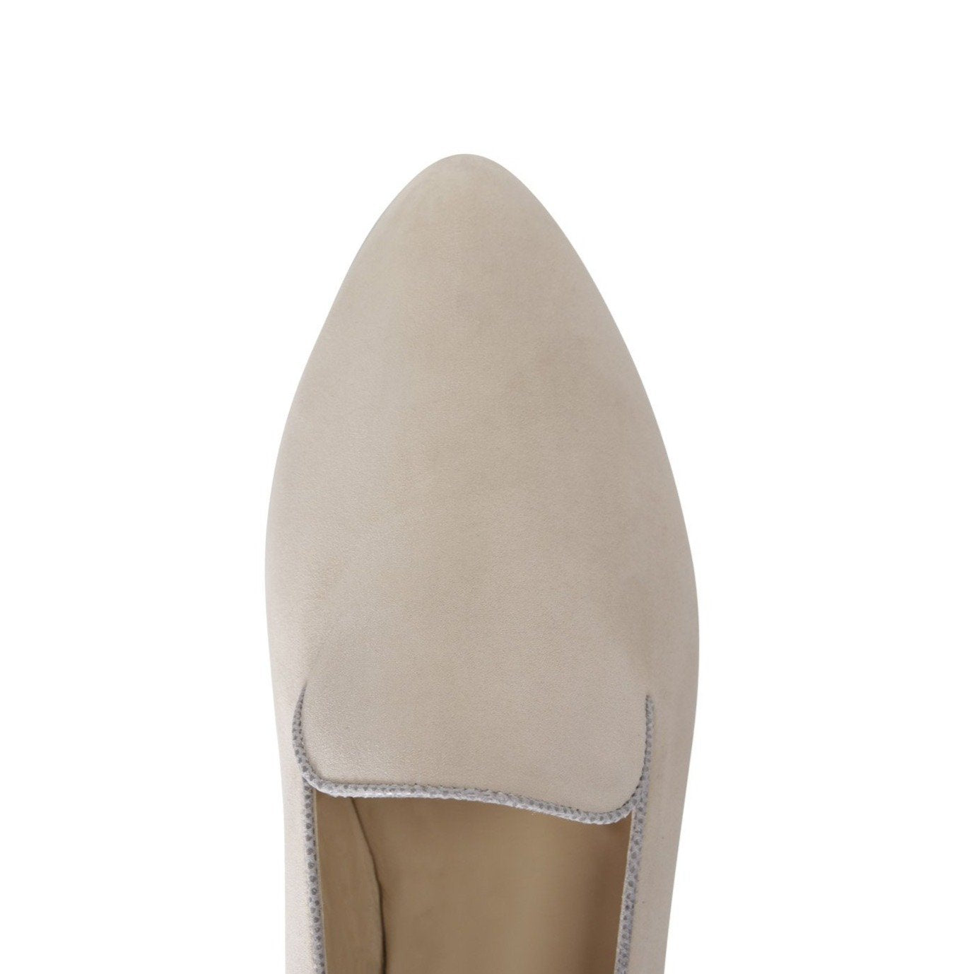 RAVENNA - Velukid Tan + Karung Grigio, VIAJIYU - Women's Hand Made Sustainable Luxury Shoes. Made in Italy. Made to Order.