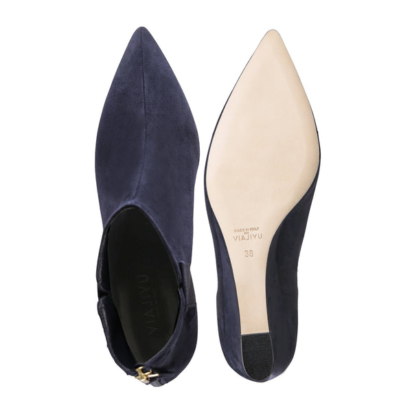 FORTE, VIAJIYU - Women's Hand Made Luxury Flat Shoes. Made in Italy. Made to Order. Design your own. Booties