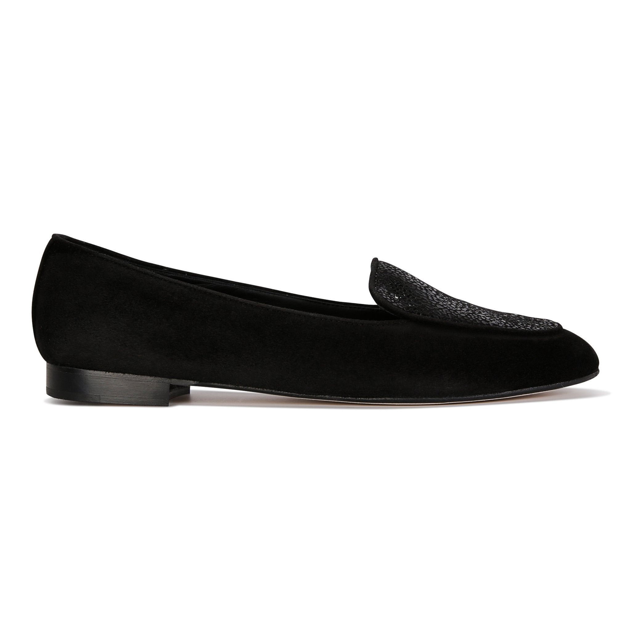 REGGIO - Velukid Nero + Savannah, VIAJIYU - Women's Hand Made Sustainable Luxury Shoes. Made in Italy. Made to Order.