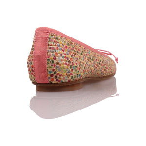 ROMA (raffia), VIAJIYU - Women's Hand Made Sustainable Luxury Shoes. Made in Italy. Made to Order.