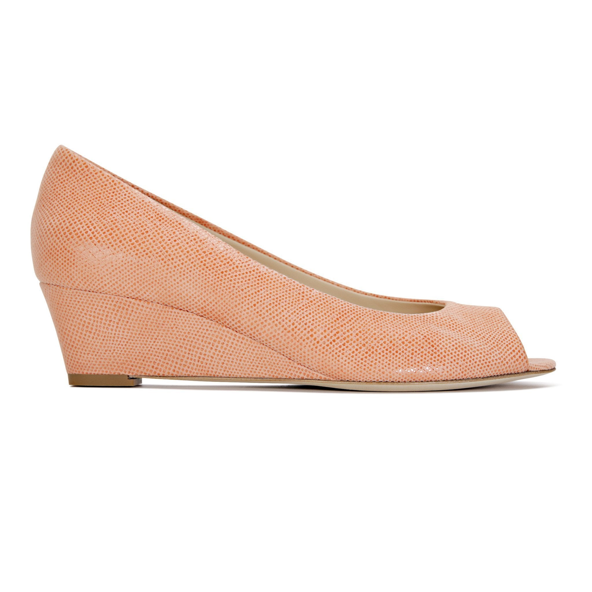 SARDINIA - Karung Rosy Cheeks, VIAJIYU - Women's Hand Made Sustainable Luxury Shoes. Made in Italy. Made to Order.