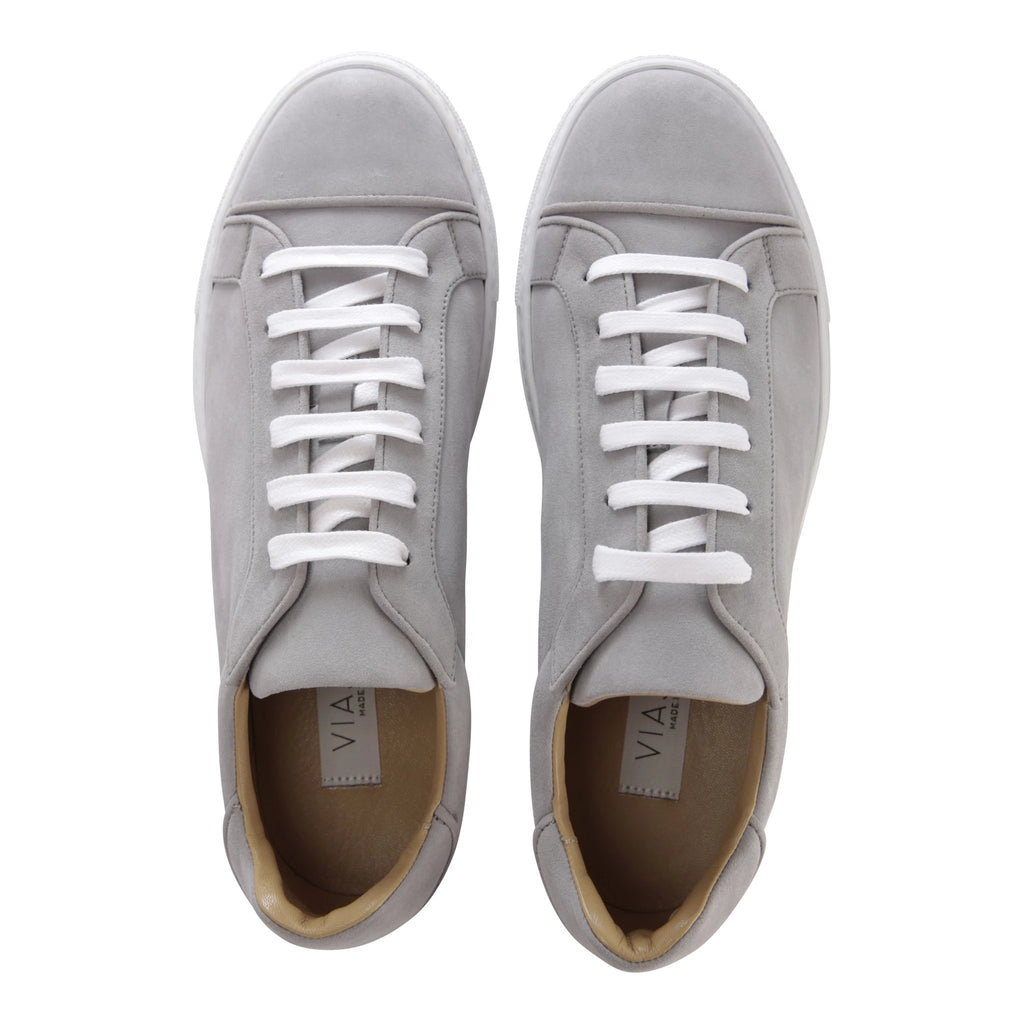 SATURNIA - Hydra Grigio, VIAJIYU - Women's Hand Made Sustainable Luxury Shoes. Made in Italy. Made to Order.