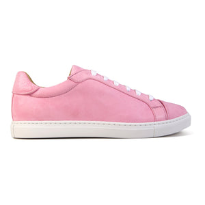 SATURNIA - Hydra Principesa Pink + Karung, VIAJIYU - Women's Hand Made Sustainable Luxury Shoes. Made in Italy. Made to Order.