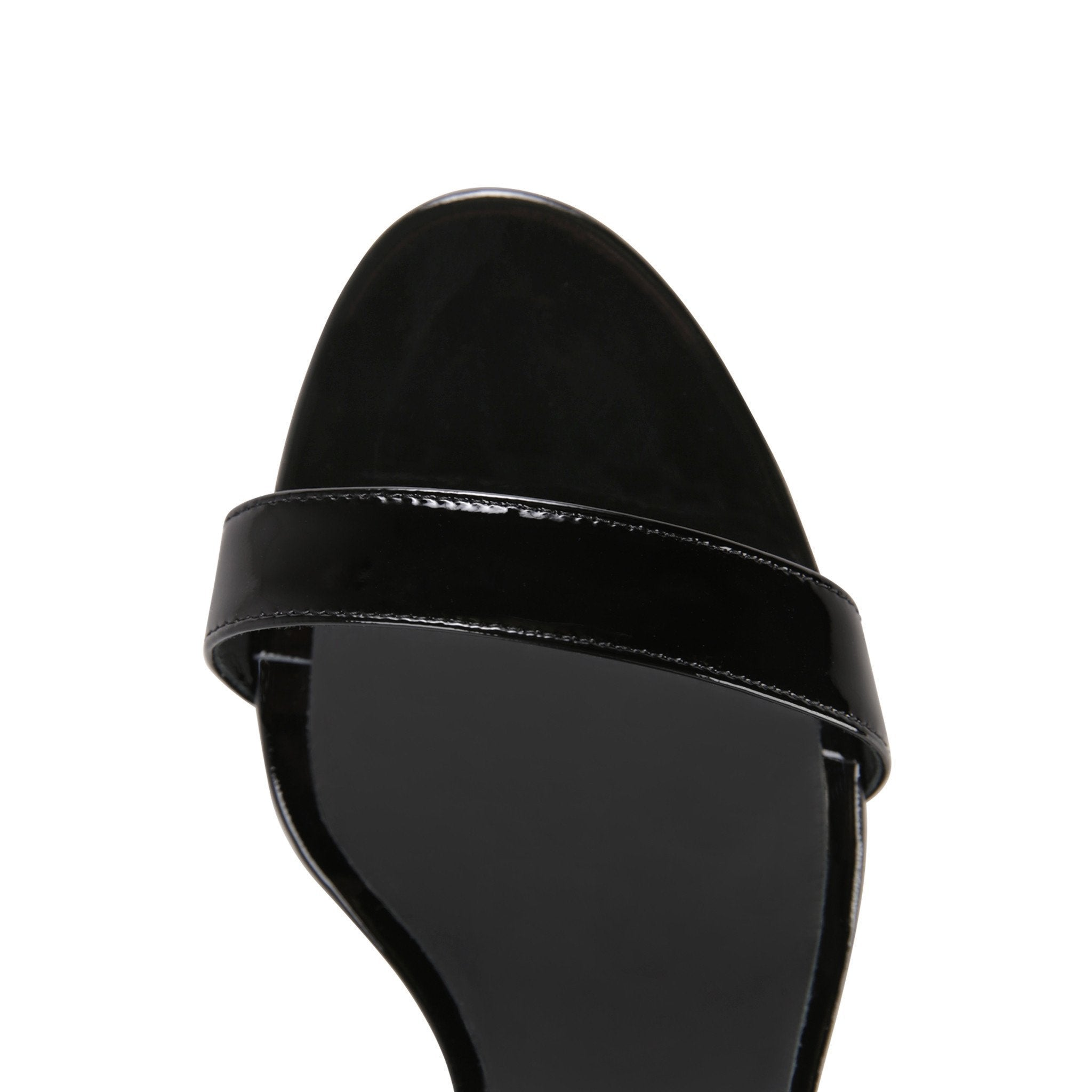 SAVONA - Patent Nero, VIAJIYU - Women's Hand Made Sustainable Luxury Shoes. Made in Italy. Made to Order.