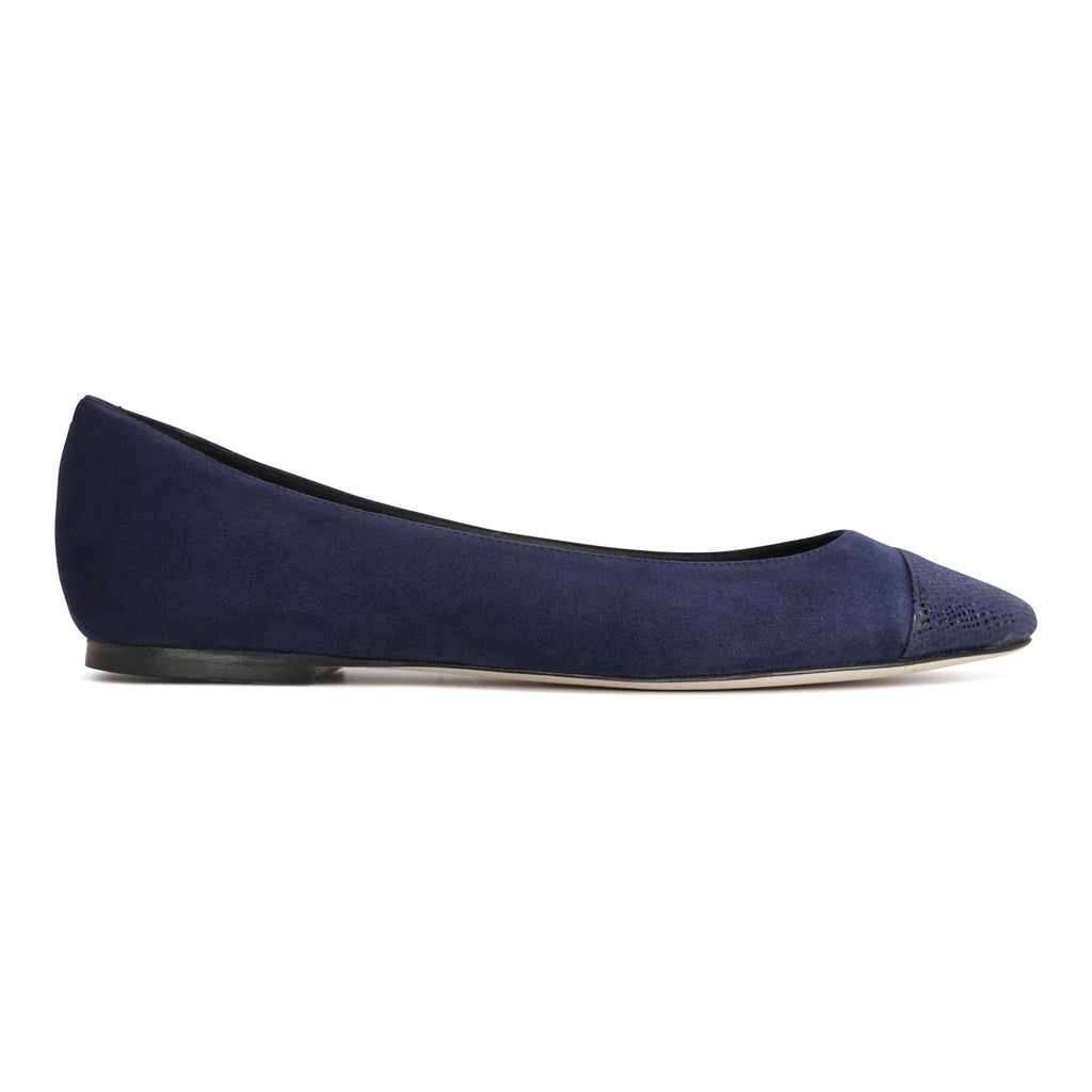 SIENA - Velukid Midnight + Karung, VIAJIYU - Women's Hand Made Sustainable Luxury Shoes. Made in Italy. Made to Order.