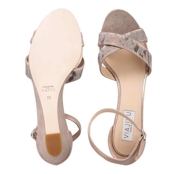 SORRENTO, VIAJIYU - Women's Hand Made Luxury Flat Shoes. Made in Italy. Made to Order. Design your own. Sorrento