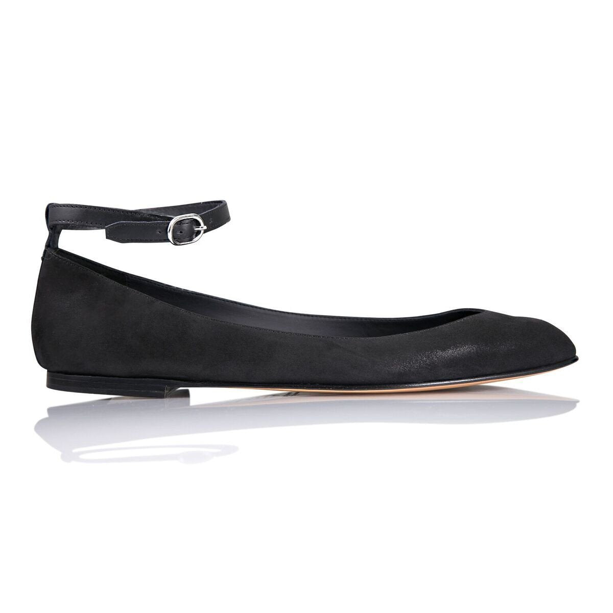 TORINO - Hydra Nero, VIAJIYU - Women's Hand Made Sustainable Luxury Shoes. Made in Italy. Made to Order.