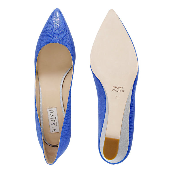 TRENTO, VIAJIYU - Women's Hand Made Luxury Flat Shoes. Made in Italy. Made to Order. Design your own. Trento