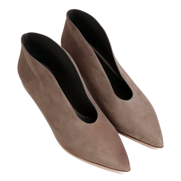 URBINO, VIAJIYU - Women's Hand Made Luxury Flat Shoes. Made in Italy. Made to Order. Design your own. Booties