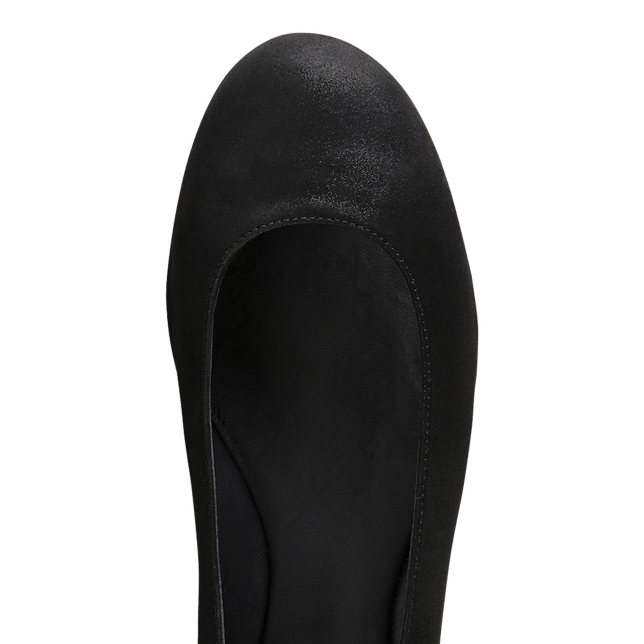 VENEZIA - Hydra Nero, VIAJIYU - Women's Hand Made Sustainable Luxury Shoes. Made in Italy. Made to Order.