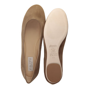 VENEZIA - Velukid Tortoise, VIAJIYU - Women's Hand Made Sustainable Luxury Shoes. Made in Italy. Made to Order.