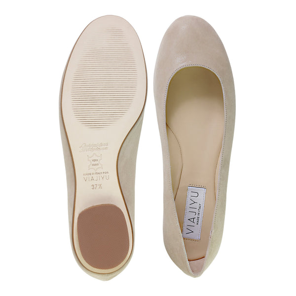 VENEZIA, VIAJIYU - Women's Hand Made Luxury Flat Shoes. Made in Italy. Made to Order. Design your own. Venezia