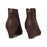 FORTE, Booties, VIAJIYU, VIAJIYU - Women's Luxury Flats wedges and booties. Made in Italy. Made to Order