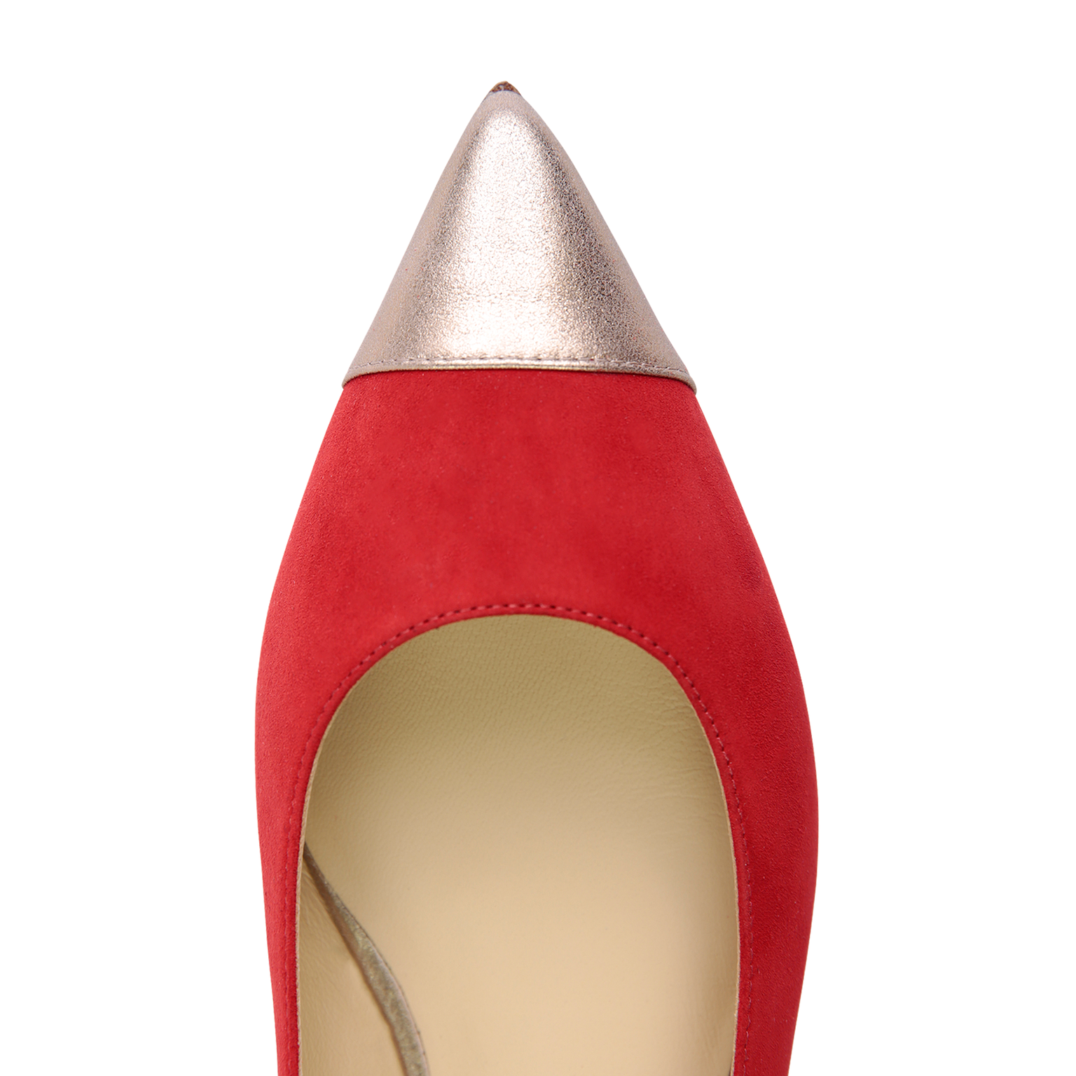 COMO - Velukid Rosso + Burma Sabbia Rosata, VIAJIYU - Women's Hand Made Sustainable Luxury Shoes. Made in Italy. Made to Order.