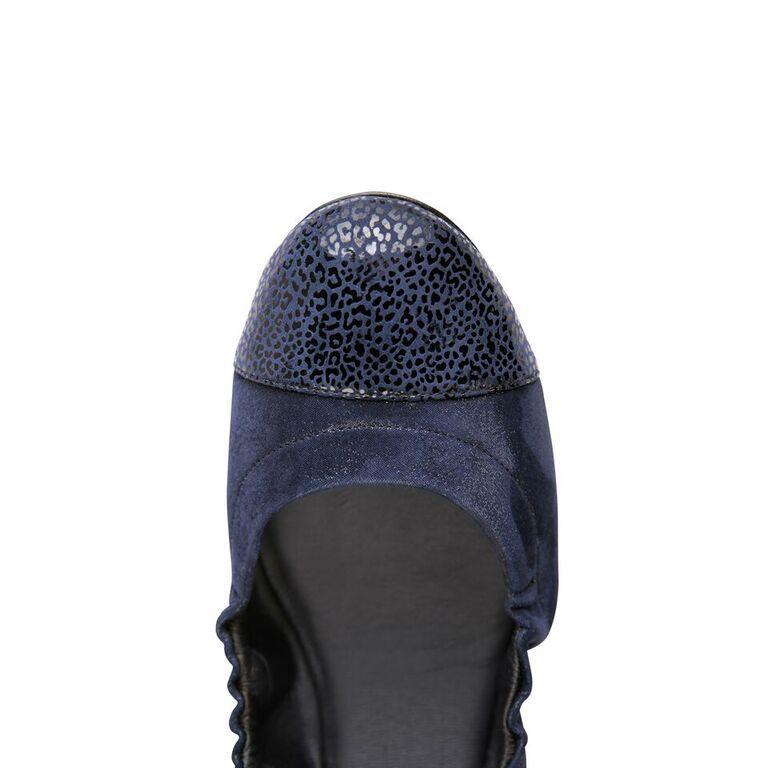 PORTOFINO - Hydra Midnight + Savannah, VIAJIYU - Women's Hand Made Sustainable Luxury Shoes. Made in Italy. Made to Order.