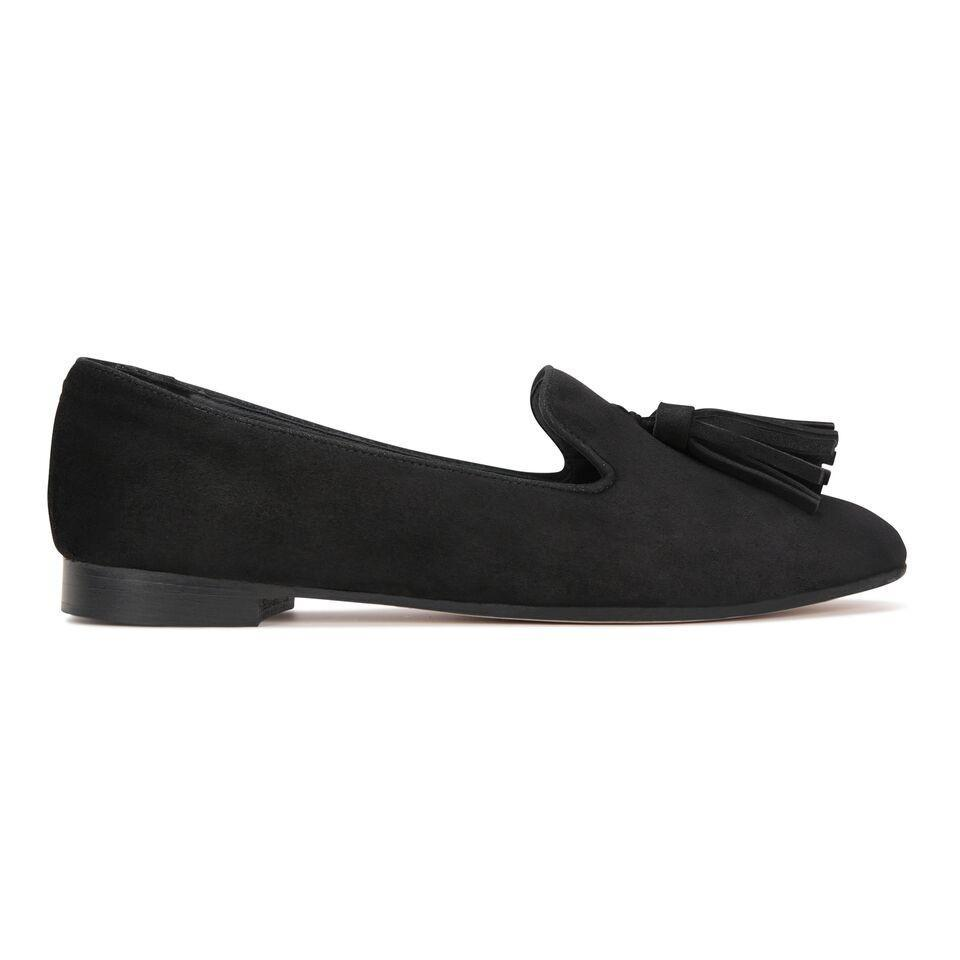 PARMA - Velukid Nero + Hydra, VIAJIYU - Women's Hand Made Sustainable Luxury Shoes. Made in Italy. Made to Order.