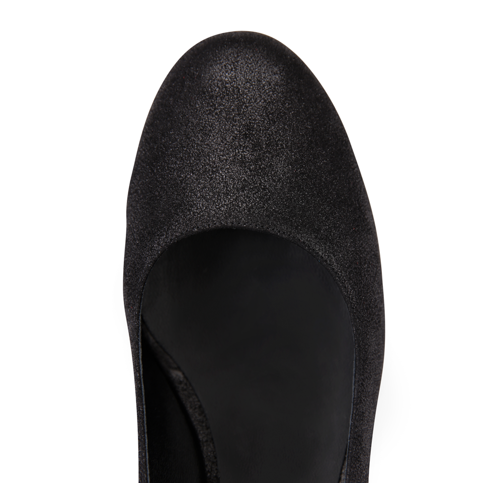 BERGAMO - Burma Nero, VIAJIYU - Women's Hand Made Sustainable Luxury Shoes. Made in Italy. Made to Order.