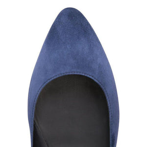SIENA (faux suede), VIAJIYU - Women's Hand Made Sustainable Luxury Shoes. Made in Italy. Made to Order.