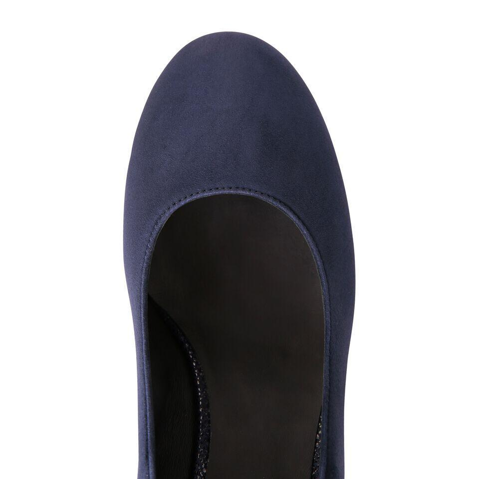 BERGAMO - Velukid Midnight + Karung, VIAJIYU - Women's Hand Made Sustainable Luxury Shoes. Made in Italy. Made to Order.