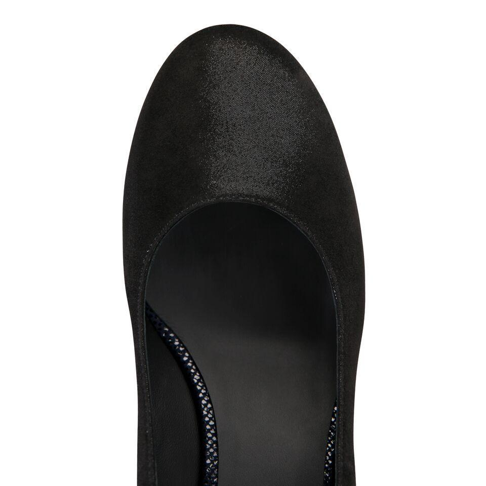 BERGAMO - Hyda Nero + Karung Midnight, VIAJIYU - Women's Hand Made Sustainable Luxury Shoes. Made in Italy. Made to Order.