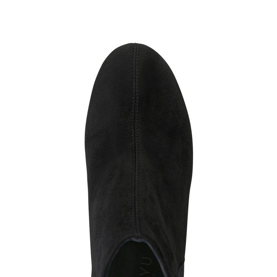GENOA (faux suede), VIAJIYU - Women's Hand Made Sustainable Luxury Shoes. Made in Italy. Made to Order.