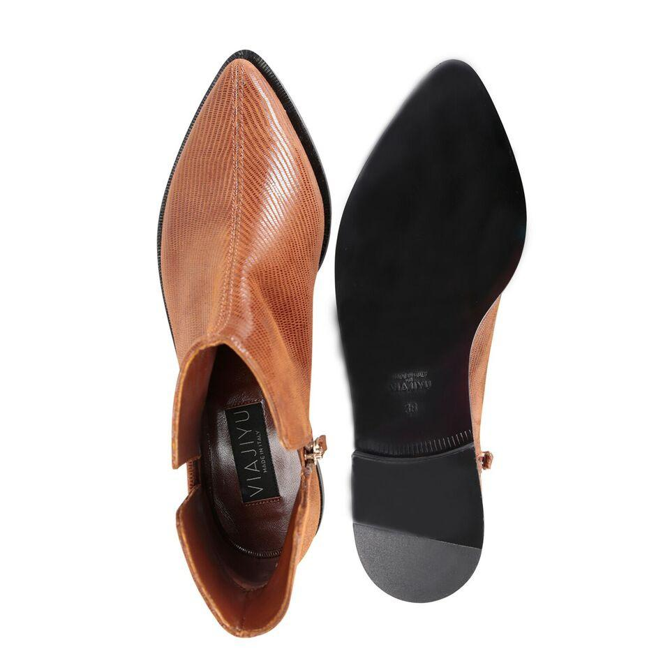 RAVELLO - Varanus Dune + Grosgrain Moro, VIAJIYU - Women's Hand Made Sustainable Luxury Shoes. Made in Italy. Made to Order.