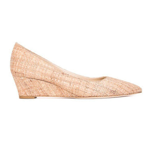 TRENTO (raffia), VIAJIYU - Women's Hand Made Sustainable Luxury Shoes. Made in Italy. Made to Order.