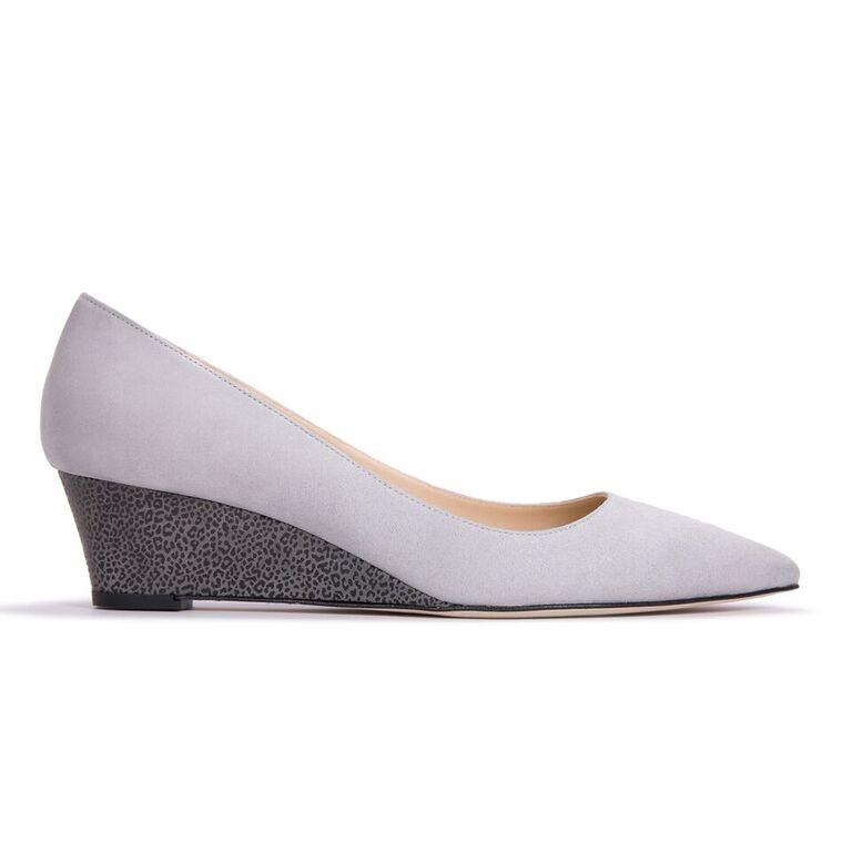 TRENTO - Velukid Grigio + Savannah Anthracite - VIAJIYU Shoes