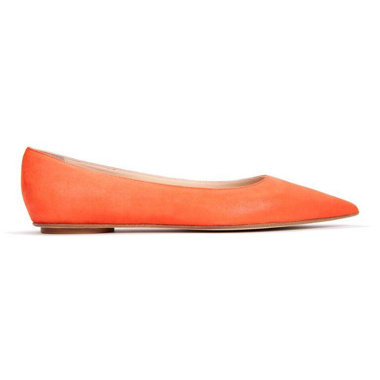 COMO - Hydra Mandarin, VIAJIYU - Women's Hand Made Sustainable Luxury Shoes. Made in Italy. Made to Order.