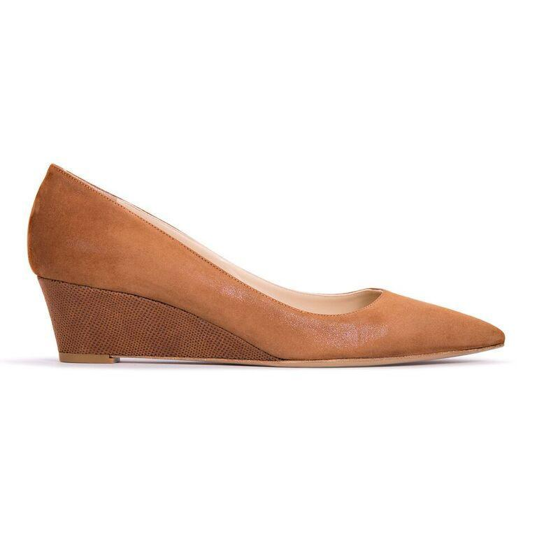 TRENTO - Hydra + Karung Dune, VIAJIYU - Women's Hand Made Sustainable Luxury Shoes. Made in Italy. Made to Order.