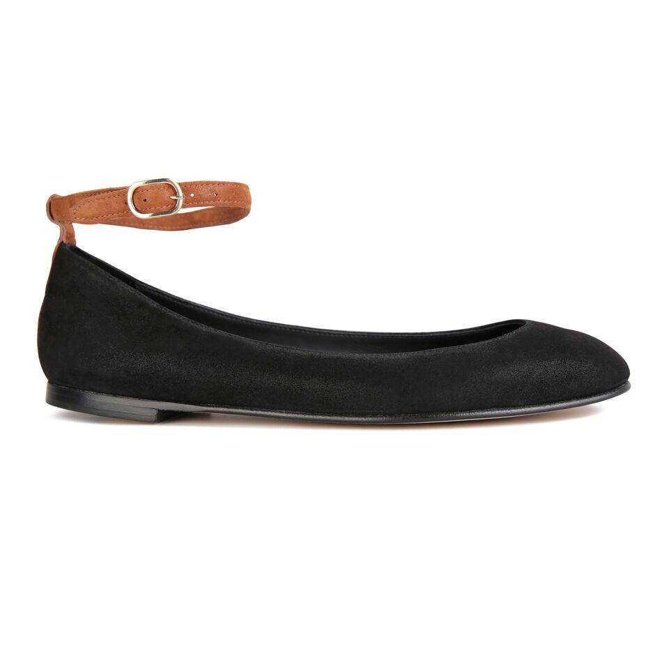 TORINO - Hydra Nero + Dune, VIAJIYU - Women's Hand Made Sustainable Luxury Shoes. Made in Italy. Made to Order.