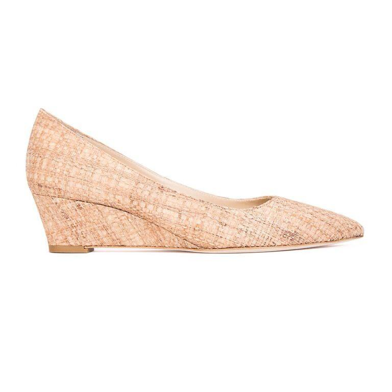 TRENTO - Raffia Natural - VIAJIYU Shoes