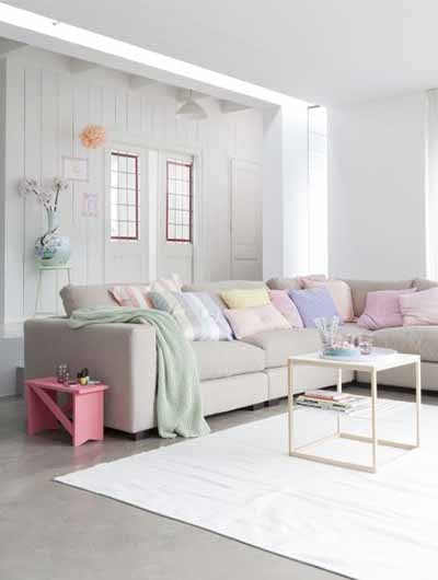 15 Pastel Living Room Ideas For A Cozy Home HipVan