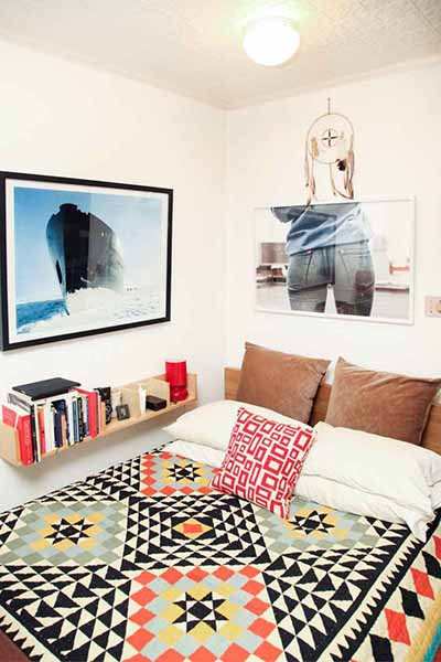 10 space saving solutions for small bedrooms hipvan for Space saving solutions for small bedrooms