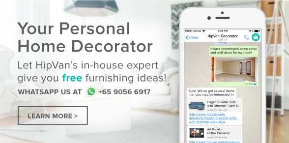 HipVan Free Home Decorator