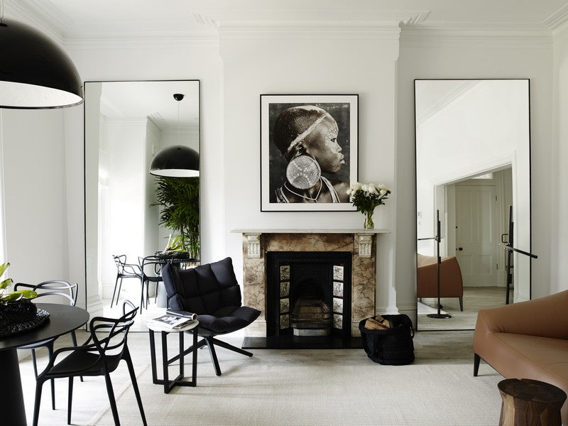 Ways to make your room look bigger hipvan for Ways to decorate living room