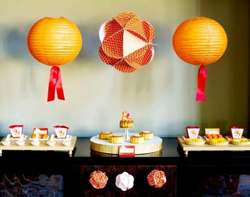 10 modern chinese new year home ideas hipvan - Chinese new year party ideas ...