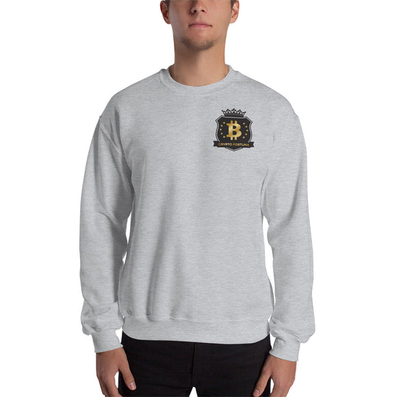 Crypto Fortuna Small logo Sweatshirt