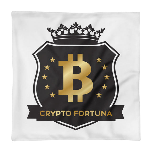 Crypto Fortuna Basic Pillow Case only