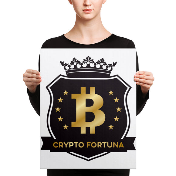 Crypto Fortuna Canvas